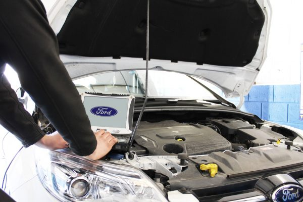 Ford Approved Specialists in Essex